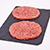 STEAK HACHE FASTFOOD ROND 20%MG 45G